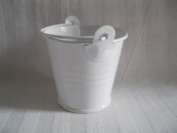 20pcs lot d5 5 h5cm white cheap metal buckets wedding buckets small pails flower pot for.jpg 250x250