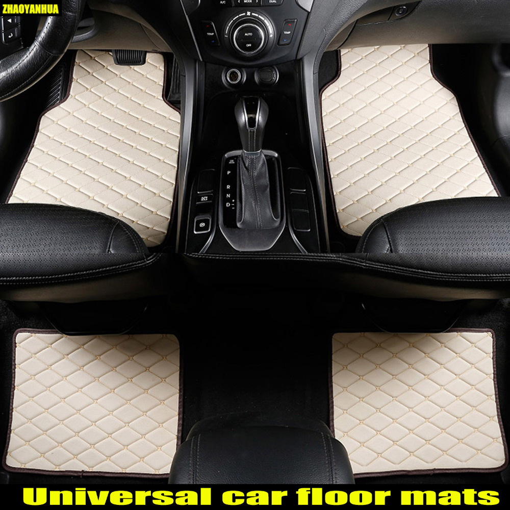floor infiniti item zhaoyanhua for liners styling car from in waterproof mats carpet automobiles