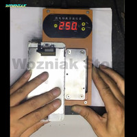 Wozniak Constant temperature heating table for iphone 5 6 7 Disassemble Mobile phone LCD screen Border bracket Motherboard