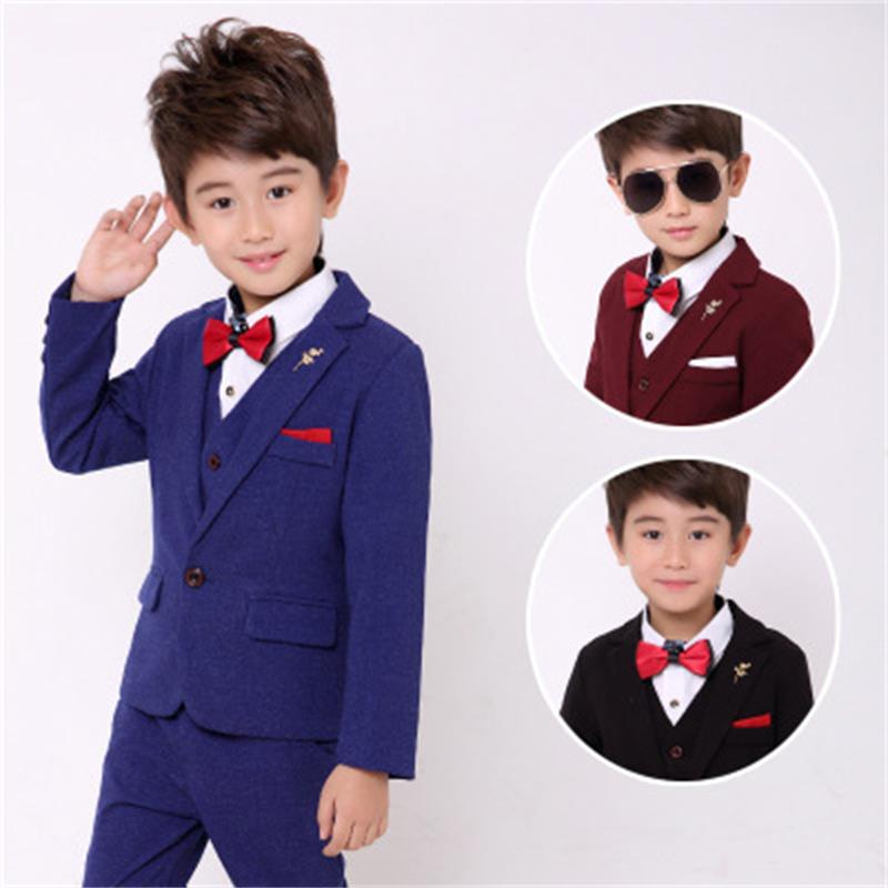 Autumn & winter boys suits for weddings Single Button blazers for boys jacket for boy costume garcon boys tuxedo jogging garconAutumn & winter boys suits for weddings Single Button blazers for boys jacket for boy costume garcon boys tuxedo jogging garcon