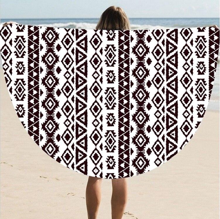 Hot Style WISH Hot Fashion Beach Towel Digital Print Beach Towel St06-47