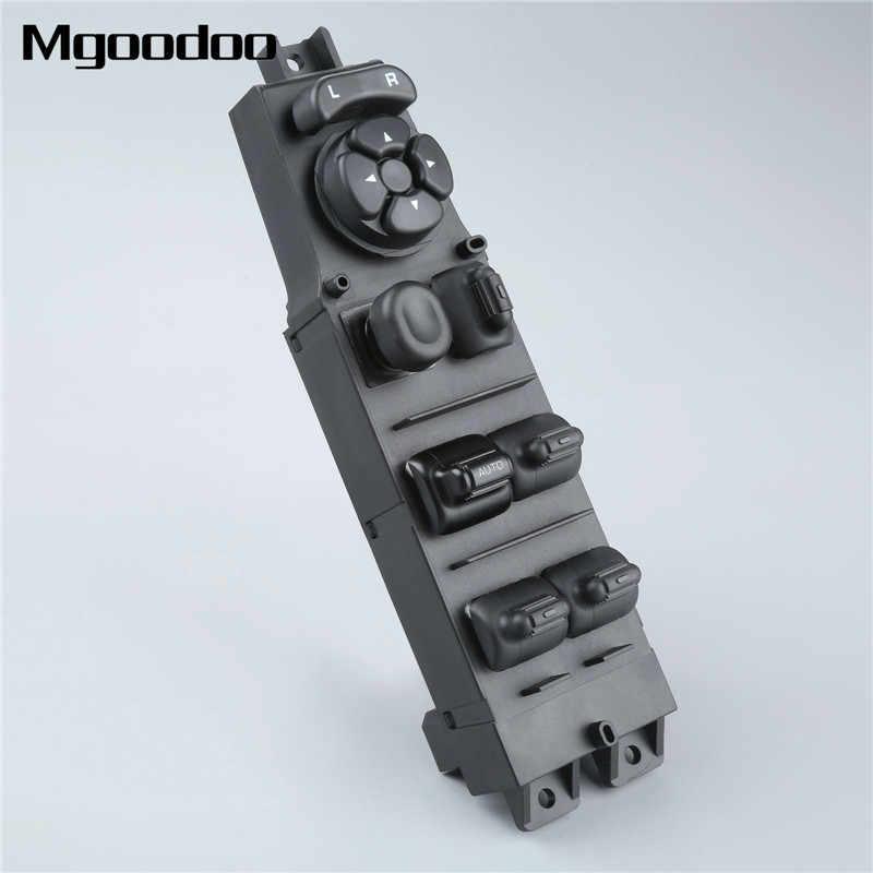 Mgoodoo мастер мощность переключатель окна LH драйвер 5GU34DX9AA 5GU34DX9AB 68171680AB для Dodge Ram 2005 2006 2007 2008