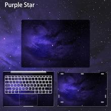 Purple Star Vinyl Decal Laptop Skin for Xiaomi Mi Notebook Pro 15.6  inch Sticker Air 12.5 13.3 Cover