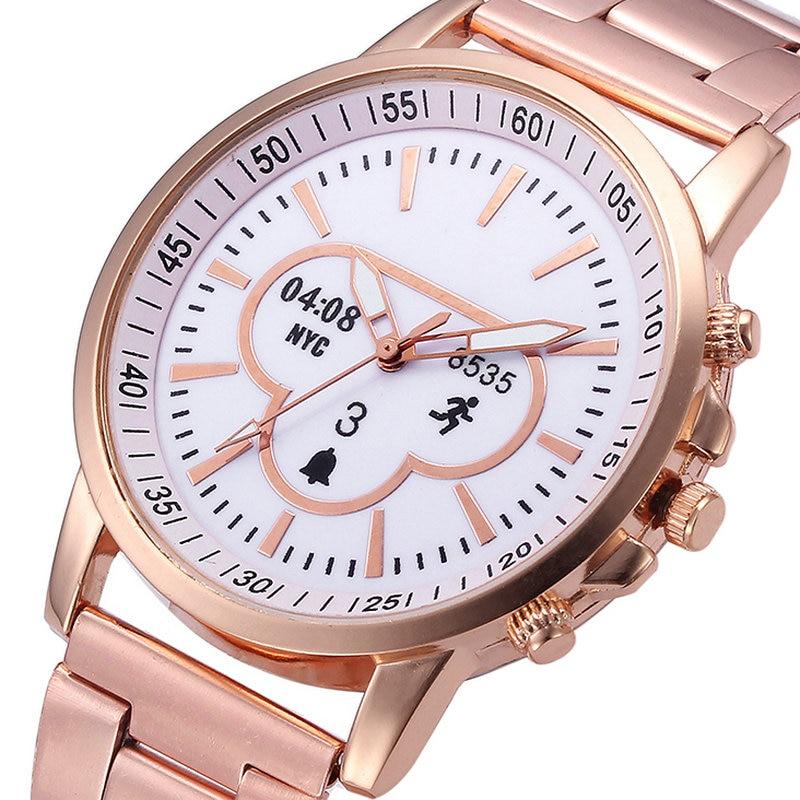 Children's watch Fashion girls Ladies wristwatch Leather or Alloy Watchband Analog Quartz  Watch clock for Birthday Party gift