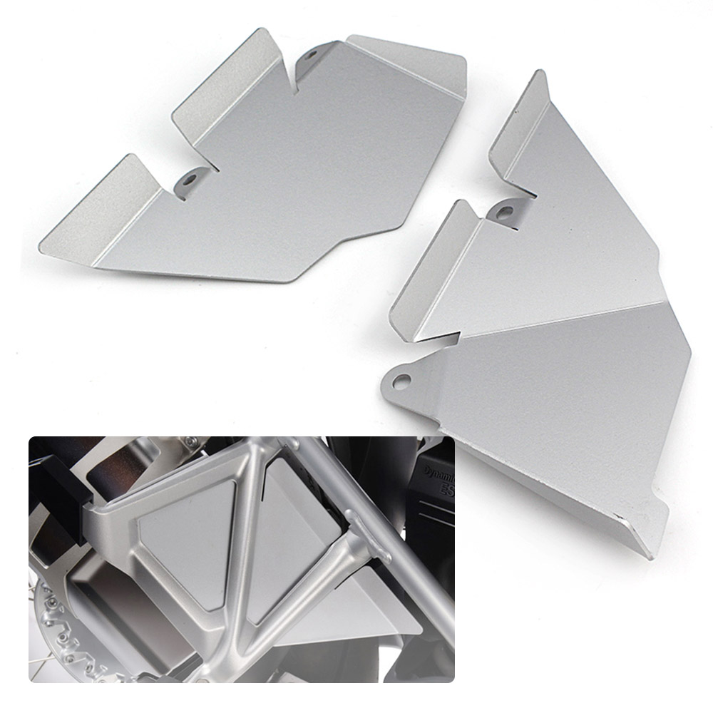 R1200 GS ADV Motorcycle Rear Seat Foot Pedal Mudguard Fender Recess Cover For BMW R1200GS ADV 2013-2018 2014 2015 2016 2017