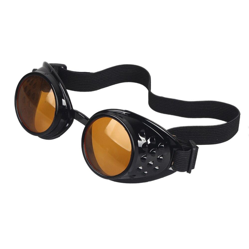 Aliexpress.com  Compre NOVOS Do Vintage Óculos Steampunk Óculos Óculos de  Solda Cyber Punk Gótico Cosplay Frete Grátis de confiança steampunk goggles  ... c2f103ff08