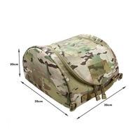 New Multicam TMC Airsoft Tactical Helmet Bag Storage Bag for Carrying Helmet Multicam Cordura Fabric TMC3177 MC