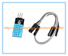Hot 1x DHT11 DHT-11 Digital Temperature and Humidity Temperature sensor with Cable for Arduino