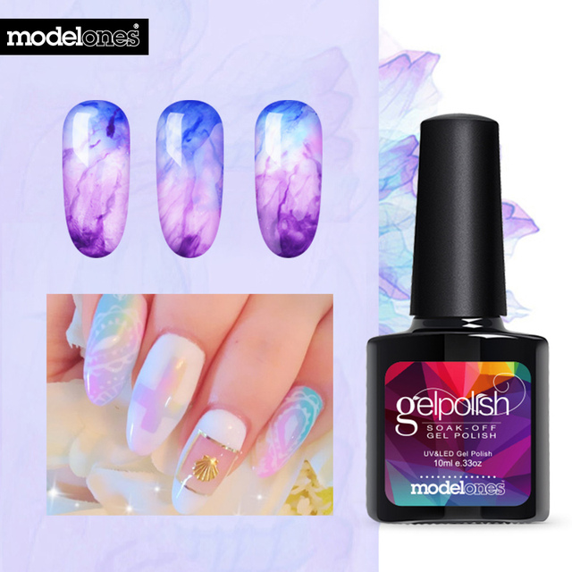 Modelones Newest 10ml Blossom Gel Polish Diy Nail Art Design Blossom