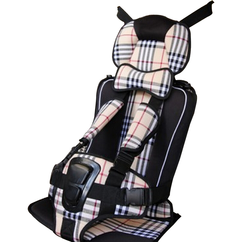 cheap baby car seat portable child safe car seat kids safety car seat 7 colors for