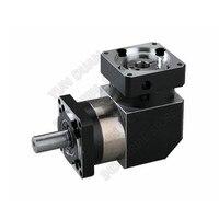 Right Angled Planetary Reducer Gearbox 90Degree Reversing Corner Reducer 3 4 5 7 10:1 for NEMA24 60mm 200W 400W 600W Servo Motor