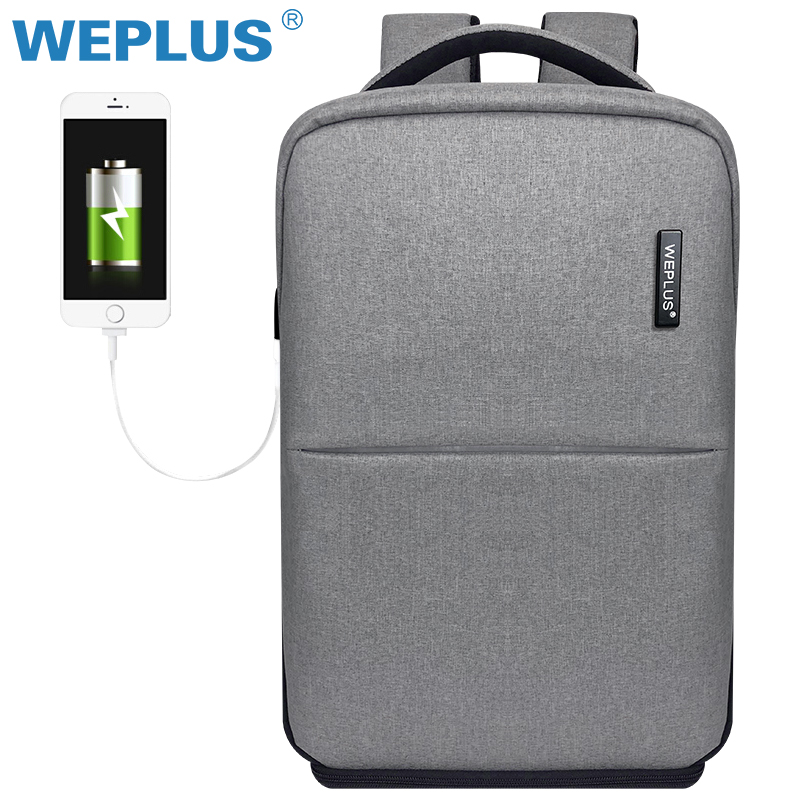 Laptop Backpack External USB Charge Computer Backpacks Anti-theft Waterproof Bags for Men Women Anti-thief Message Backpack