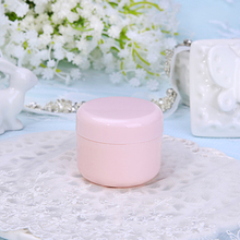 10g/20g/50/100g Refillable Bottles Plastic Empty Makeup Jar Pot Travel Bottle Face Cream Lotion Cosmetic Container цена 2017