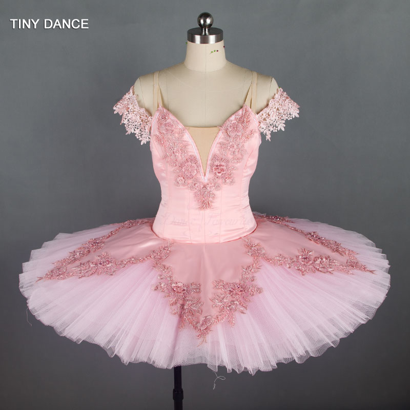 Beautiful Pink Professional Ballet Dance Tutu Dress for ...