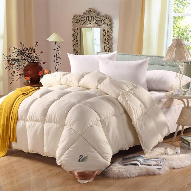 Cotton Duvet Polyester Duvets Comforter Super Warm Quilt For Winter