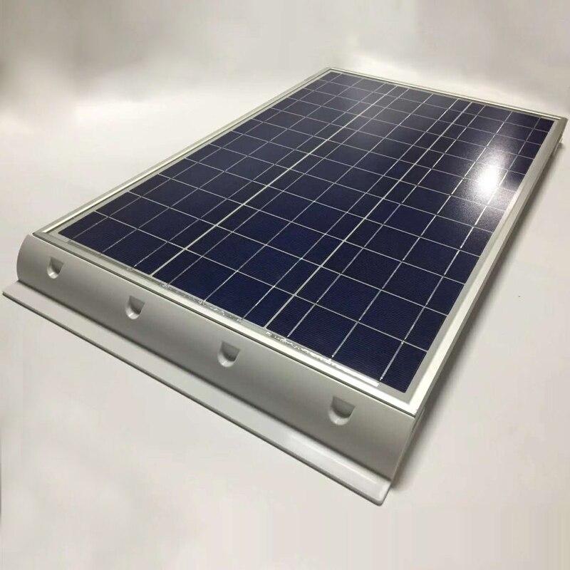 1 set Strongly Solid ABS Bracket 55cm longer Side Solar Panel Mount Bracket  for Caravan Motor home RV