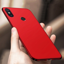 Original Phone Case For Xiaomi Redmi Note 6 Pro No6 Pro Hard PC Back Cover Case For Xiaomi Redmi Note 6Pro 360 Phone Shell 6.26' цена и фото