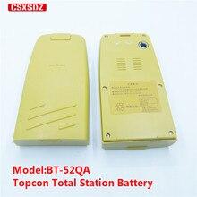 2 шт. TOPCON BT-52QA(3 PIN) батарея для TOPCON инструмент Электронный автоматический тахеометр, topcon аккумуляторная батарея для тахометра bt52qa