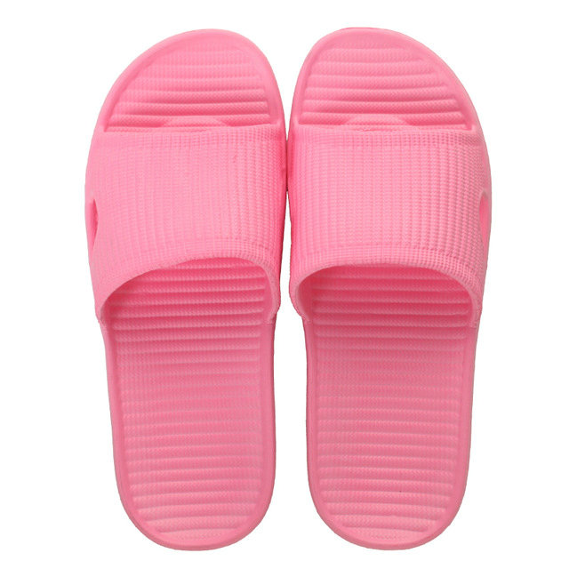 Cheap Price New Summer Home Bathroom Slippers Indoor Anti Slipper Soft Bottom Family Woman Man Slippers (11)