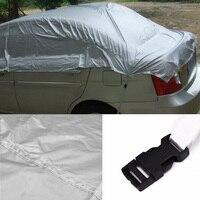 Car AUTO Half Windshield Auto Cover Sun Rain Snow Ice Dust Dirt UV Protection