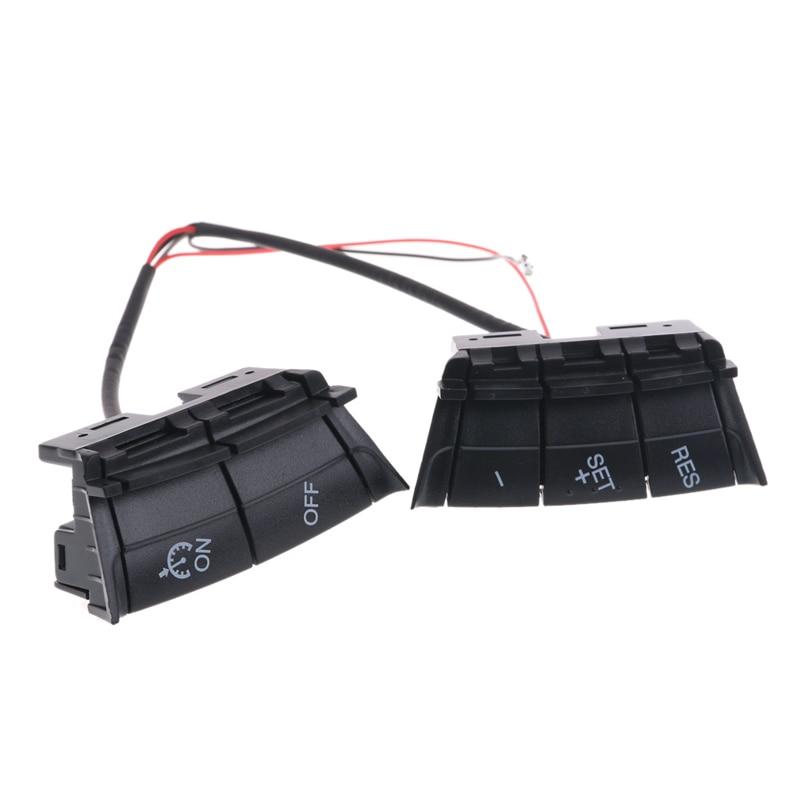 Автомобильный переключатель управления скоростью круиз система управления Комплект для Ford/Focus/st 2 2005-2007 2008 2009 2010 2011 рулевое колесо qiang