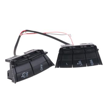 Przełącznik kontroli prędkości samochodu tempomat zestaw do organizacji Ford Focus st 2 2005-2007 2008 2009 2010 2011 kierownica qiang tanie i dobre opinie LJHDFY as show Material Plastic+Steel