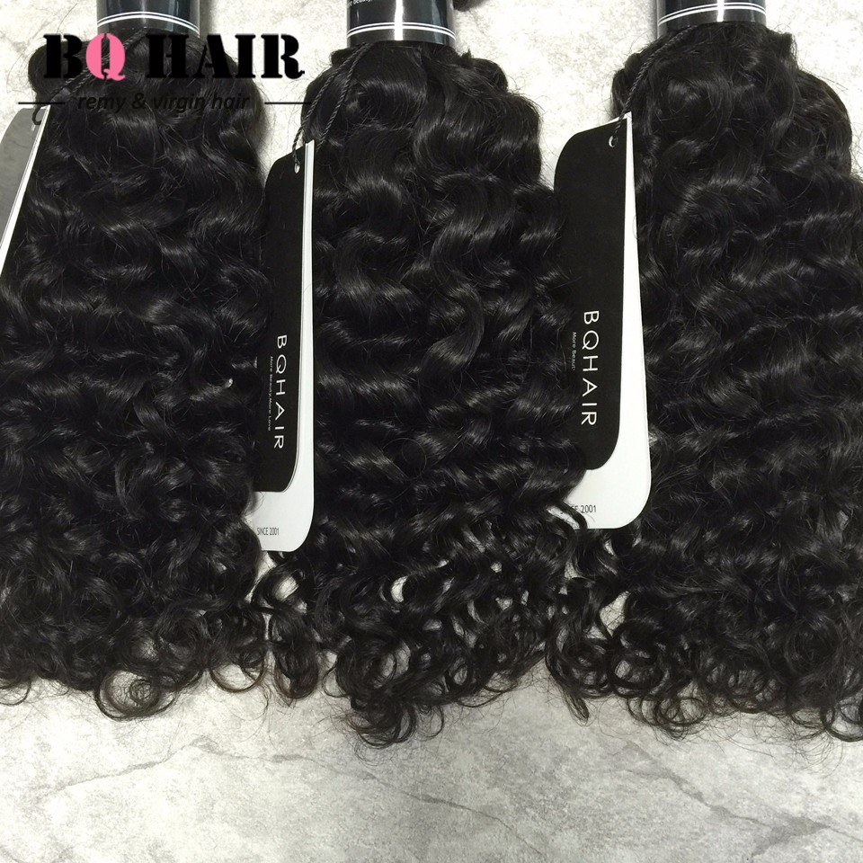 Malaysia Deep Curly Human Hair Weave Bundles 8A Remy Hair Cheap Bundles  (4)
