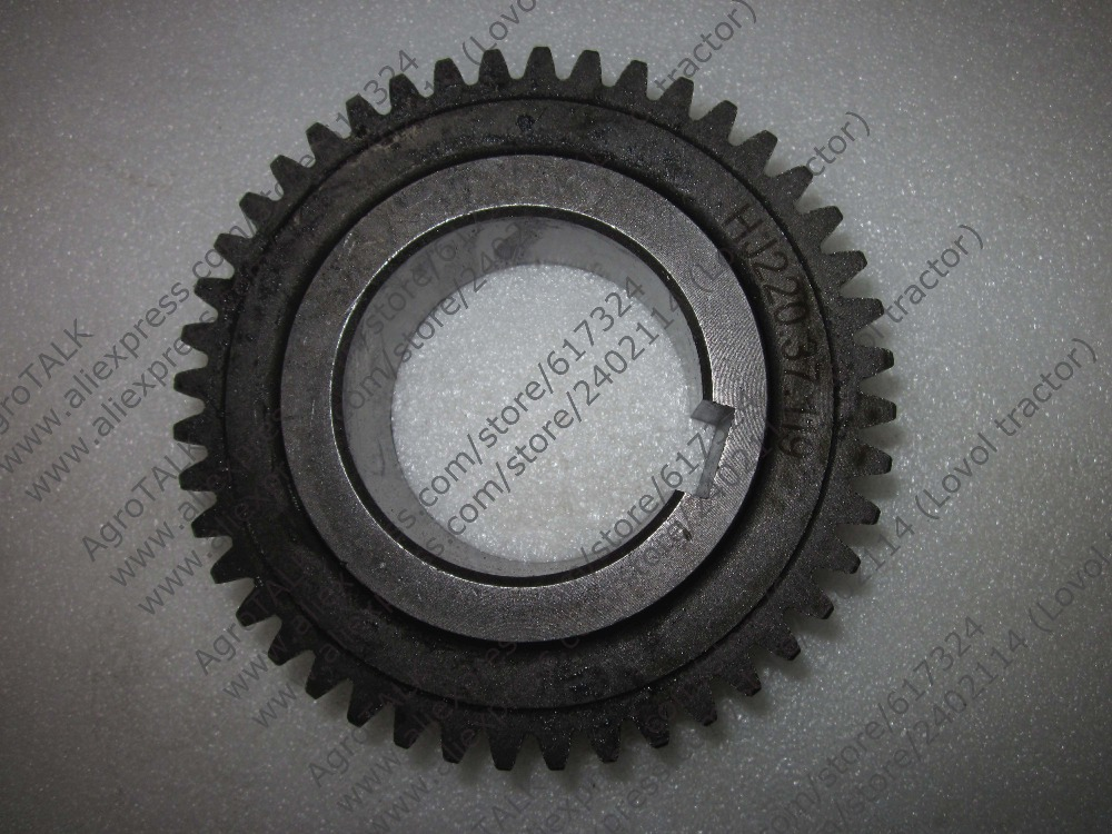Jinma JM240 244 tractor, the I driven gear, part number: 220.37.119 driven to distraction