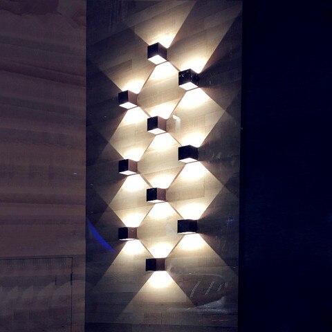 parede arandela interior iluminacao decorativa varanda jardim luzes parede lampadas