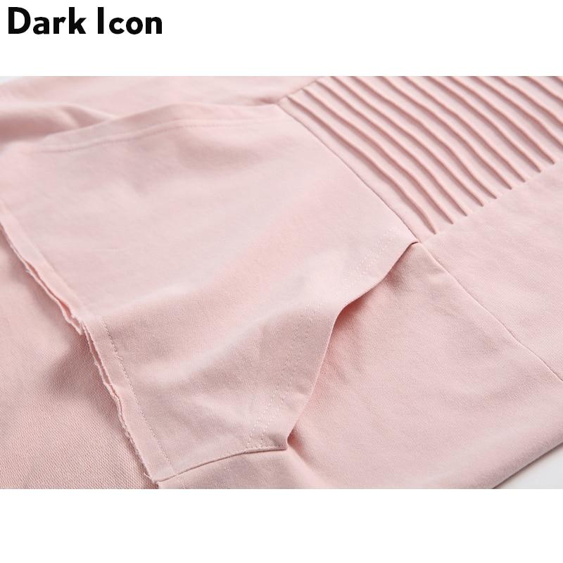 Këmishë me mëngë të shkurtra të rrumbullakëta Crewneck - Veshje për meshkuj - Foto 5