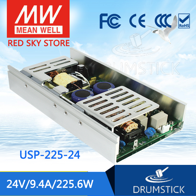 Advantages MEAN WELL USP-225-24 24V 9.4A meanwell USP-225 24V 225.6W Single Output with PFC Function Power Supply advantages mean well usp 225 24 24v 9 4a meanwell usp 225 24v 225 6w single output with pfc function power supply