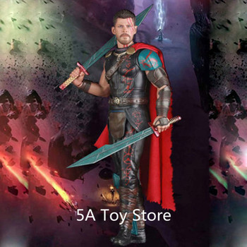 """12"""" Crazy Toys Thor Ragnarok Gladiator Thor 1/6 scale PVC Action Figure Collectible Model Toy Doll"""