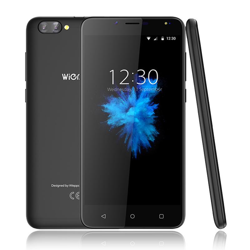 Weippo S6 4G LTE MTK6737 Dual camera Smart Phone Android 7.0 2GB+16GB Mobile Phone 2970mAh