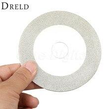 Алмазный режущий диск 100 мм для инструментов dremel, аксессуары для вращающегося инструмента, циркулярная пила, алмазный шлифовальный круг, абразивное мини лезвие для пилы