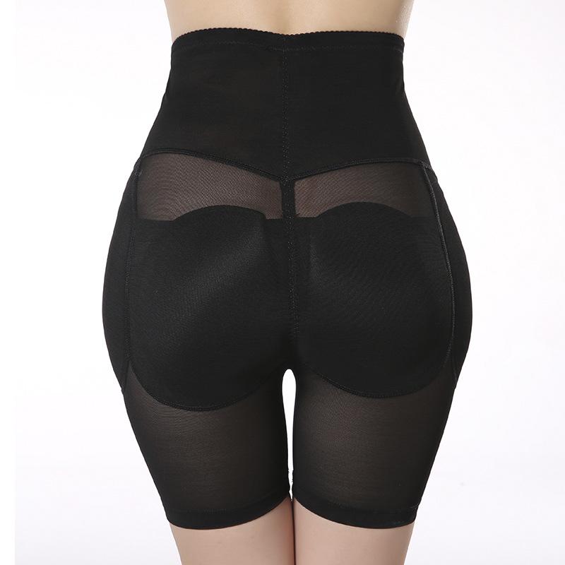 Women Shapewear Tummy Control Pants Butt Lifter Padded Hip Up Fake Ass Panties Lifting High Waist Underwear Butt Enchancer Panty