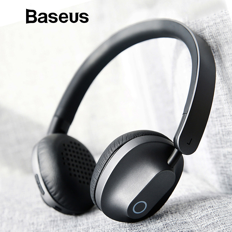 Baseus D01 Bluetooth Earphones fone de ouvido Wireless Headphones With Mic Headset Stereo Auriculares Sport kulakl k Ecouteur langsdom l5 wireless earphones with mic sport bluetooth headphones bluetooth earphone for xiaomi phone fone de ouvido headset