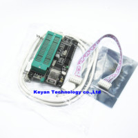 Lowest Price PIC K150 ICSP Programmer USB Automatic Programming Develop Microcontroller USB ICSP Cable 3237 In