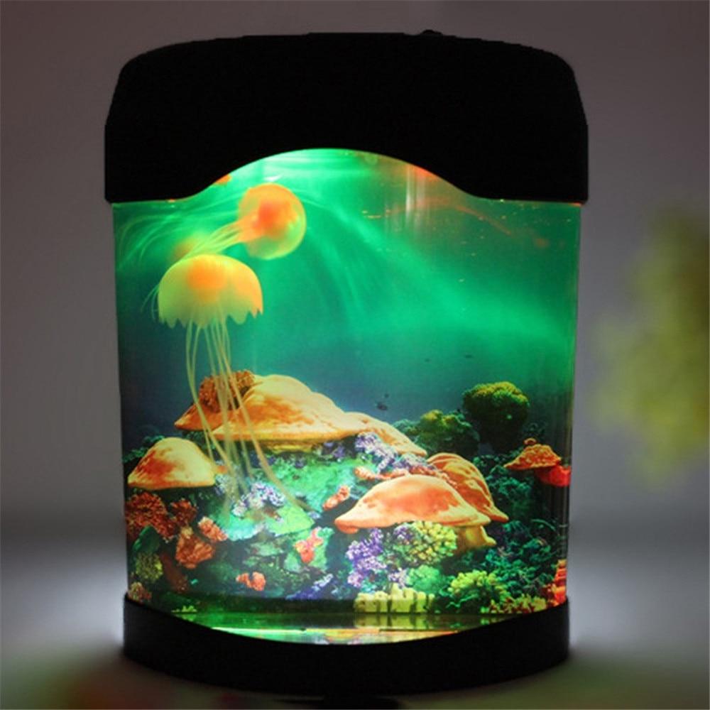 online kaufen gro handel aquarium nachtlicht aus china. Black Bedroom Furniture Sets. Home Design Ideas
