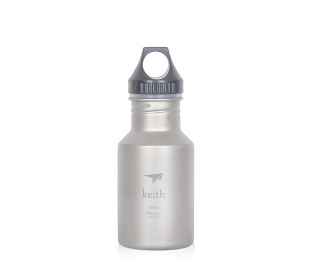 Keith Ti3050 Titanium Sport Cycling Water Bottle Outdoor Camping Sport Bottle