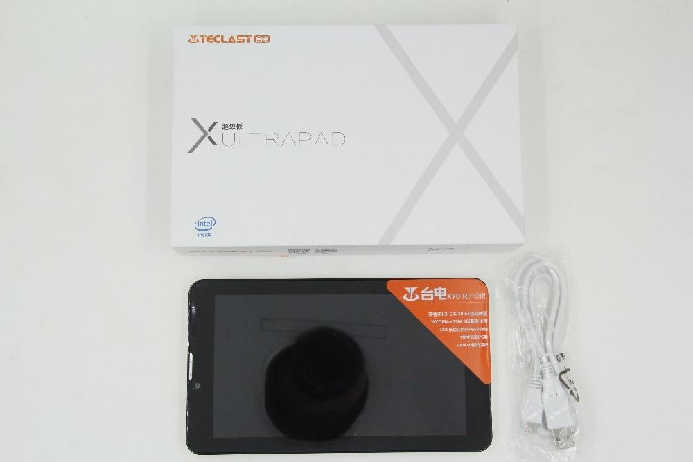 Newest 1GB/8GB Version Teclast X70r 3g SoFIA X3-C3230 64 Bit 7