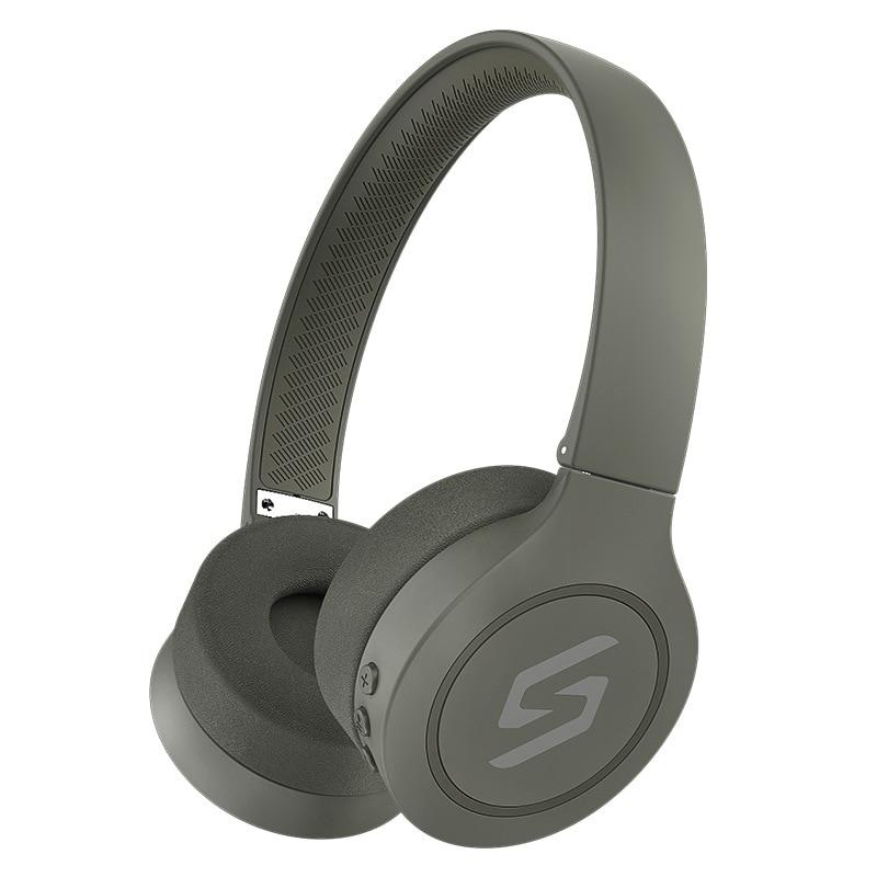 VR SHINECON SC-J10 Wireless Bluetooth Headphones Sport 3D Stereo HiFi Headset with Microphone 200h Standby Over Ear Headphone vr shinecon sc c08 gamepad black