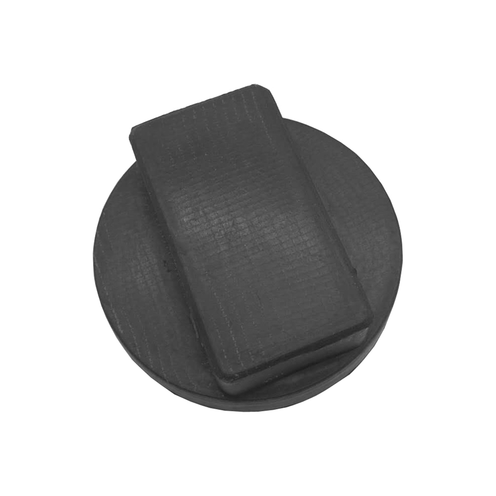 Rubber Jacking Pad Tool Jack Pad Adapter to Avoid Sill Damage for BMW E90 E91 X5