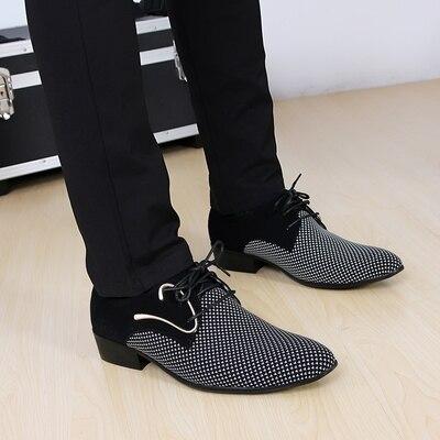 Zapatos 2016 Nueva Moda Hombre Alta Botas Para Cuero De Pisos Viy7ybg6f 4R5AjL