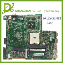 For Lenovo Z485 DALZ2CMB8E1 laptop motherboard lenovo motherboard Z485 mainboard AMD video card 100% tested стоимость