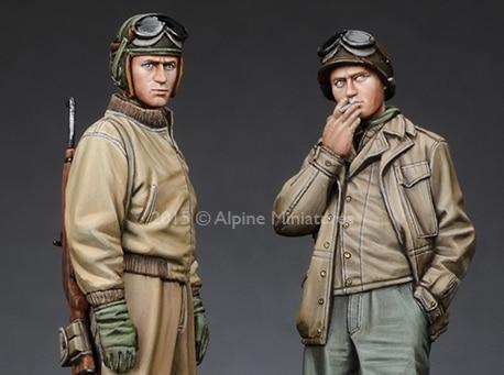 1:35   WW2 US Infantry Set 21:35   WW2 US Infantry Set 2