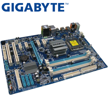 GIGABYTE GA-EP43T-S3L Desktop Motherboard P43 Socket LGA 775 For Core 2 Pentium D DDR3 16G ATX Original Used