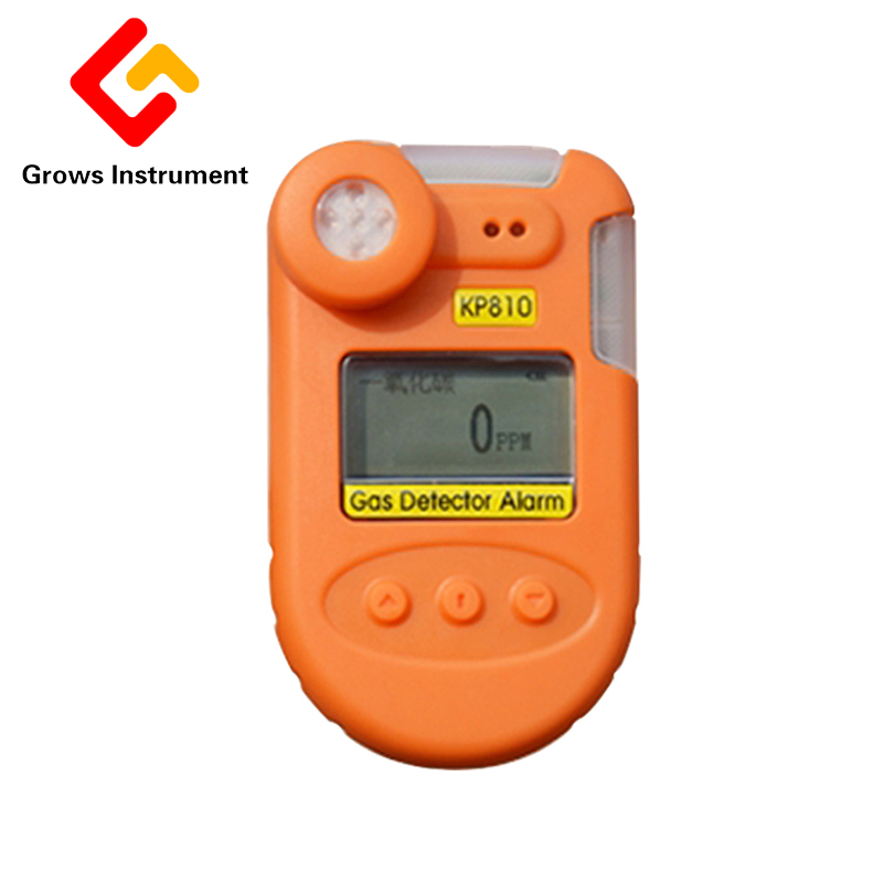 KP810 Portable Single Gas Detector Use For The Co Carbon Monoxide Handheld Gas Detector Smart Sensor Monitor Leak Detector