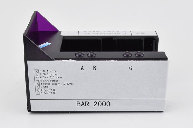 Kone KM773350G01 BAR2000 Elevator Leveling Sensor BAR2000 for kone kone leveling photoelectric u type sensors 61u61n km86420g03