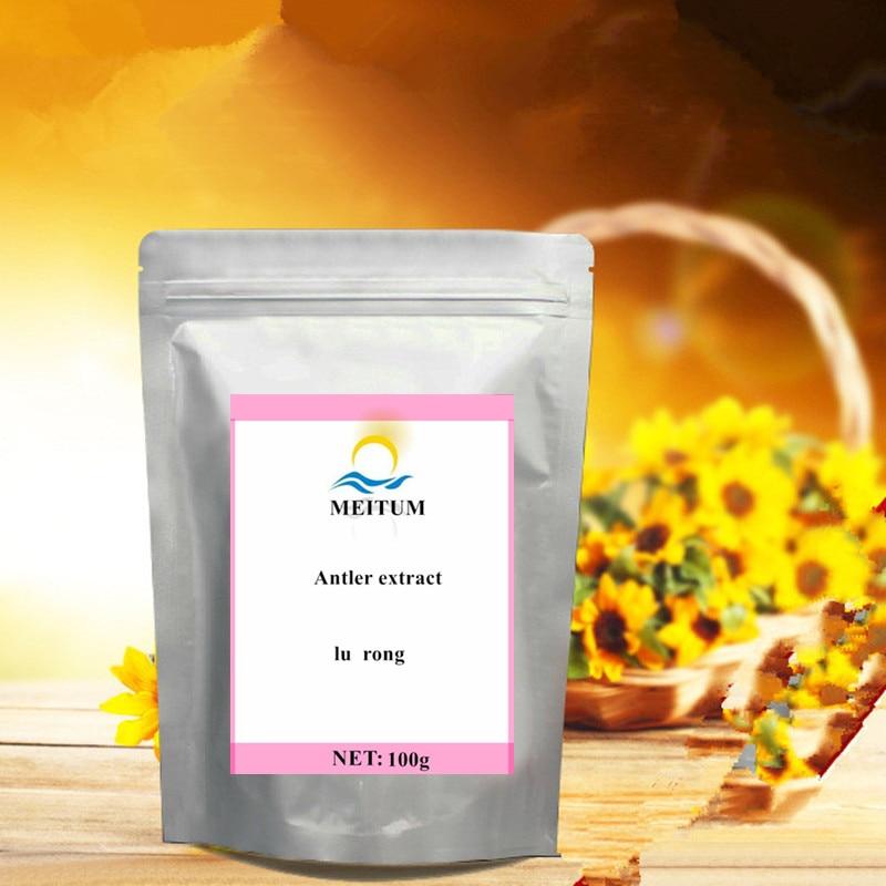 Antler Extract/Yang-invigorating Kidney-invigorating Body-building/Water-soluble Antler Powder/Good Quality/Free Transportation
