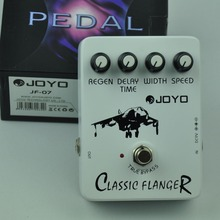 JF-07 Classic Flanger Guitar Effect Pedal